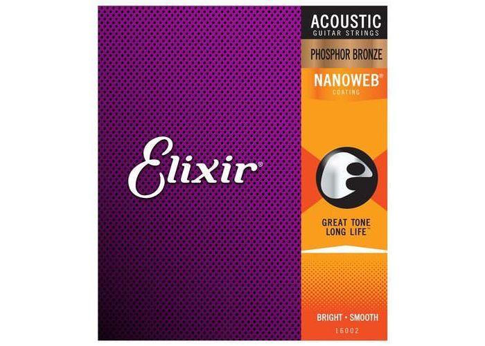 ELIXIR 010/47 EXTRA-LIGHT PHOSPHOR BRONZE