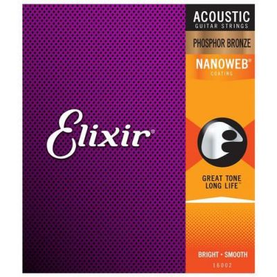 ELIXIR 012/56 LIGHT-MEDIUM PHOSPHOR BRONZE