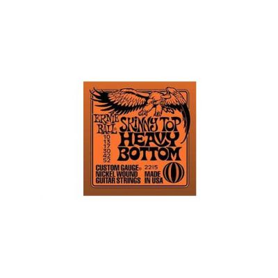 ERNIE BALL 2215 SKINNY TOP/HEAVY BOTTOM
