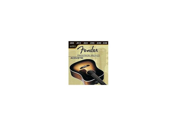 STR FENDER 60XL PHOSHPOR BRONZE