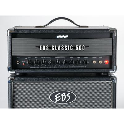EBS CL500 CLASSIC 500 BASS HEAD