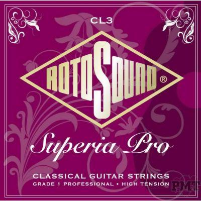 ROTOSOUND CL3 NYLON SUPERIA PRO STRUNE
