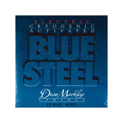 DEAN MARKLEY 2552 BLUE STEEL STRUNE EL. 009-042