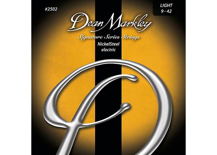 DEAN MARKLEY 2502 NICKEL STEEL ELECTRIC LT