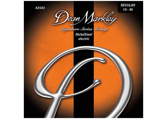 DEAN MARKLEY 2503 NICKEL STEEL ELECTRIC  010-046