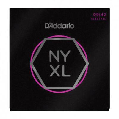 STR D'ADDARIO NYXL 09 STRUNE EL. 009-042/EL