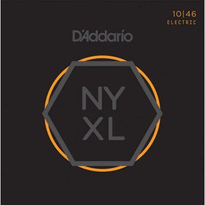 STR D'ADDARIO NYXL 10 STRUNE EL. 010-046/EL
