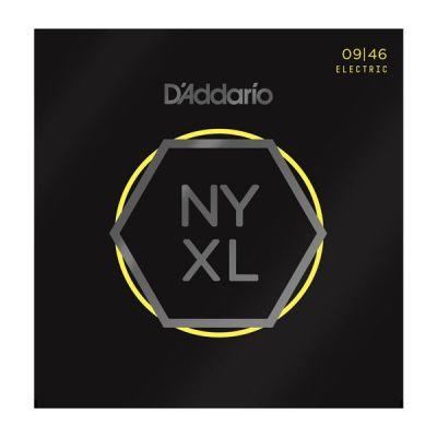 STRINGS D'ADDARIO NYXL 09 - 46 ELECTRIC GUITAR