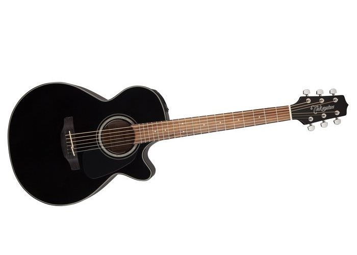 GUITAR TAKAMINE GF30CE-BLK ELECTRO ACOUSTIC