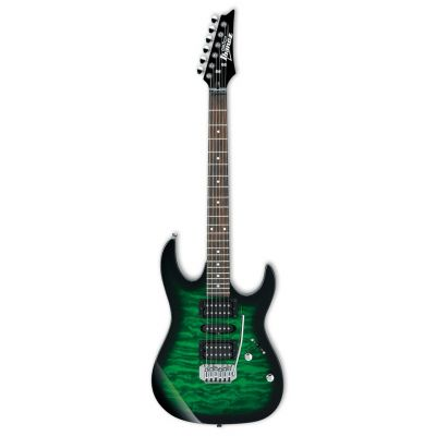 GUITAR IBANEZ GRX70QA-TEB ELECTRIC