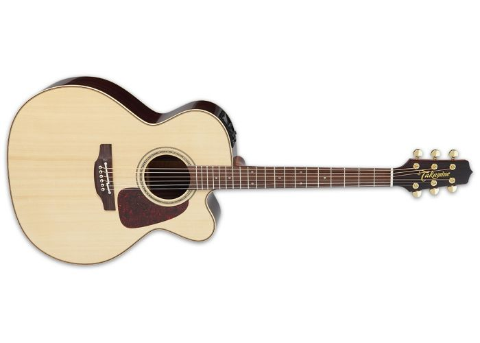 GUITAR TAKAMINE P5JC ELECTRIC ACOUSTIC GUITAR WITH CASE