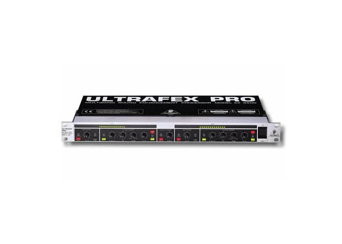 BEHRINGER EX 3200 ULTRAFLEX PRO