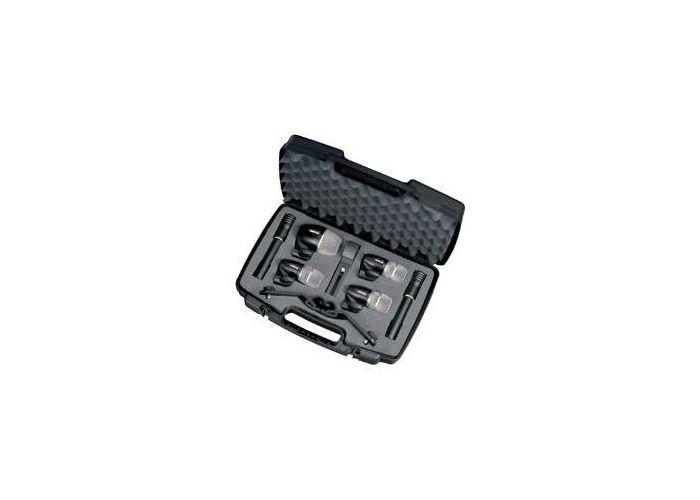 SHURE PGDMK6-XLR MICROPHONE SET