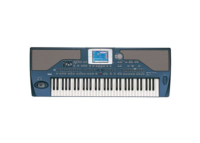 KORG PA800 MP3