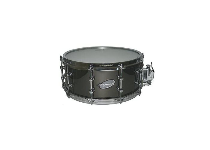 AHEAD AS614 BLACK BRASS SNARE
