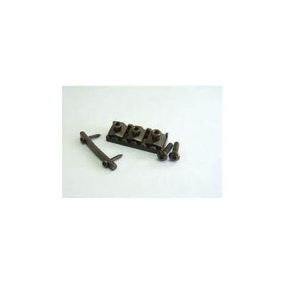 IBANEZ 2LN1BR43B LOCKING NUT SET BK/W43/W-BAR