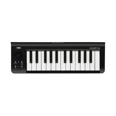 KORG MICROKEY2-25AIR 25-KEY MICRO BLUETOOTH MIDI KEYBOARD