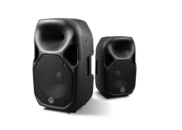 LOUDSPEAKER WHARFEDALE TITAN-X12 PASIVE BLACK