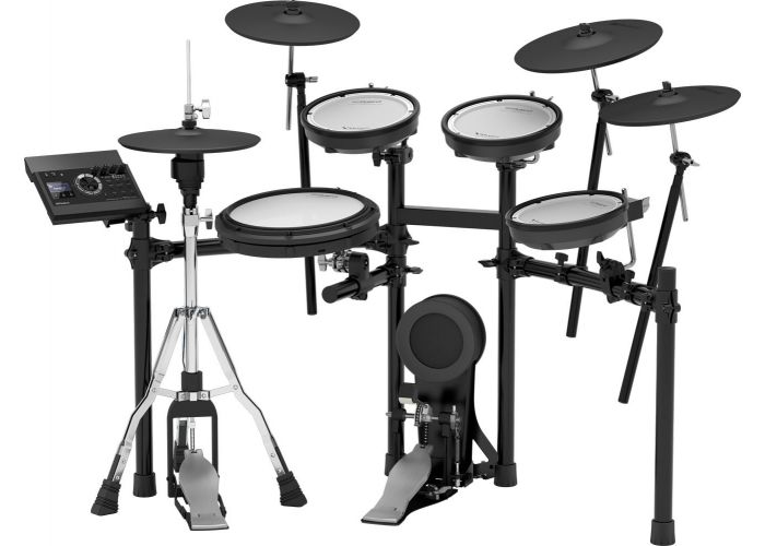 DRUM ROLAND TD17KVX + MDS4V ELECTRIC WITH DRUM STAND