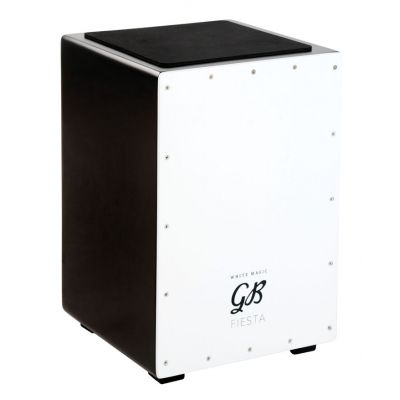 GON BOPS FSCJWM FIESTA CAJON - WHITE MAGIC