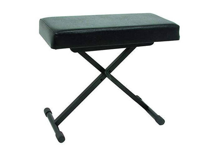 KEYBOARD BENCH QUIKLOK BX8 SMALL WITH EXTRA-THIC SEAT