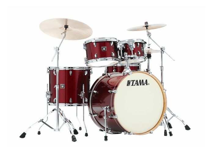 DRUMS TAMA CK52KRS-DRP SUPERSTAR CLASSIC SET ONLY