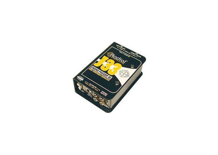 RADIAL J33 PHONO DIRECT BOX