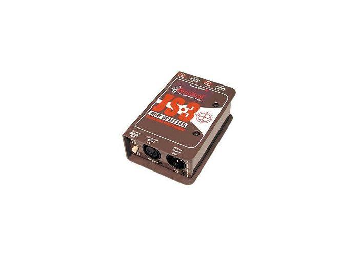 RADIAL JS-3 MIC SPLITTER