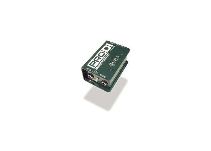 RADIAL PRO-DI COMPACT PASSIVE DIRECT BOX