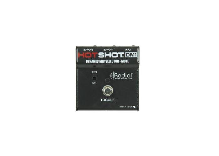 RADIAL HOT SHOT DM1 SPLITTER