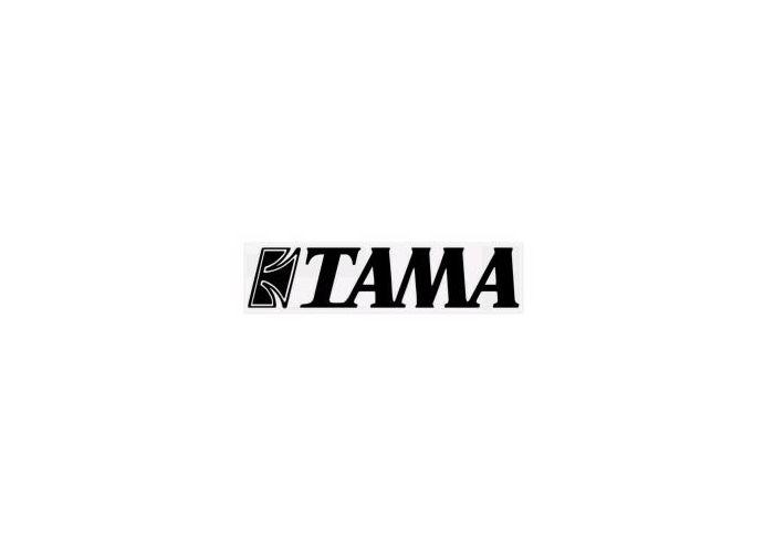 TAMA TLS100BK LOGO STICKER