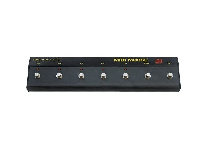 TECH21 MIDI MOOSE FOOTCONTROLLER