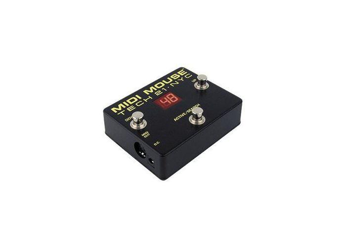 TECH21 MIDI MOUSE FOOTCONTROLER
