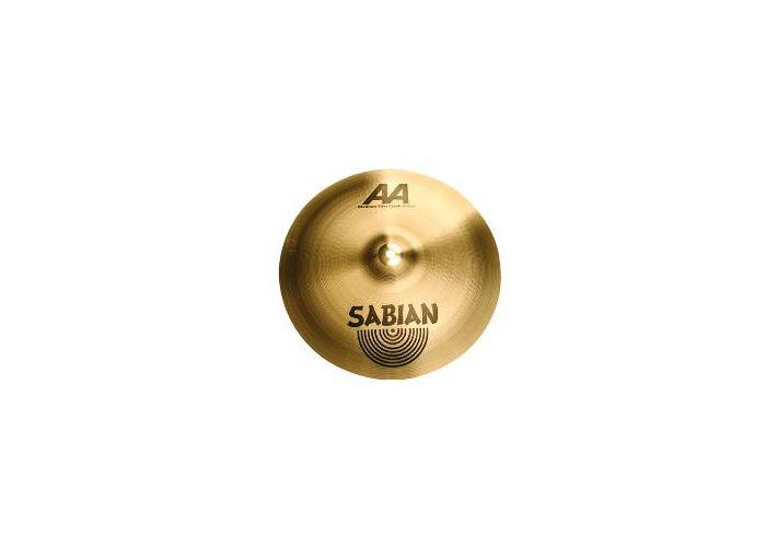 """SABIAN 16"""" AA MEDIUM THIN CRASH"""