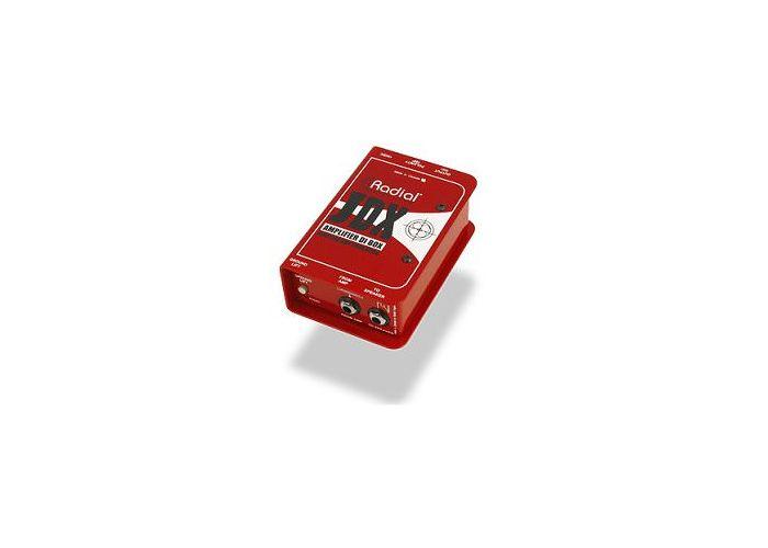 RADIAL JDX REACTOR AMP DIRECT BOX