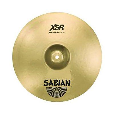 """SABIAN 16"""" XSR FAST CRASH XSR1607B"""