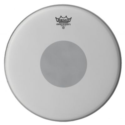 "REMO 13"" CONTROLLED SOUND X COATED"