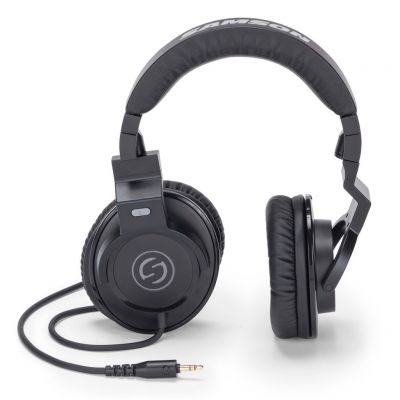 SAMSON Z25 STUDIO HEADPHONES CLOSED BACK, OVER-EAR