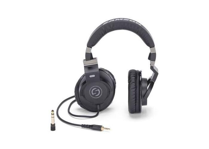 SAMSON Z35 STUDIO HEADPHONES CLOSED BACK DYN, OVER-EAR
