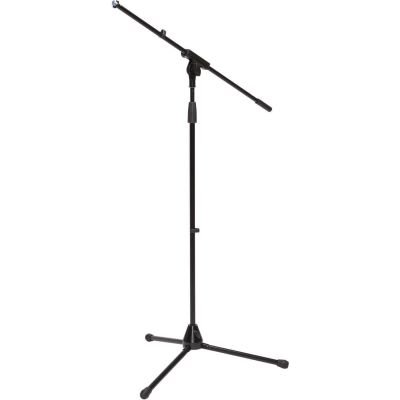 MICROPHONE STAND SAMSON MS45 GROOVE BOOM METAL BASE