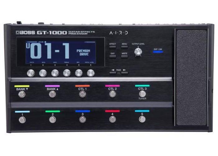 MULTIEFFECT BOSS GT1000 GUITAR