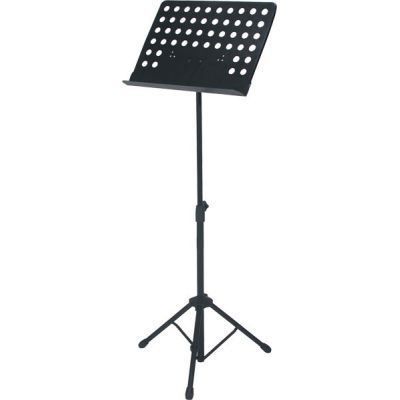 STAND QUIKLOK MS330 FOR SHEET MUSIC PERFORATED METAL DESK