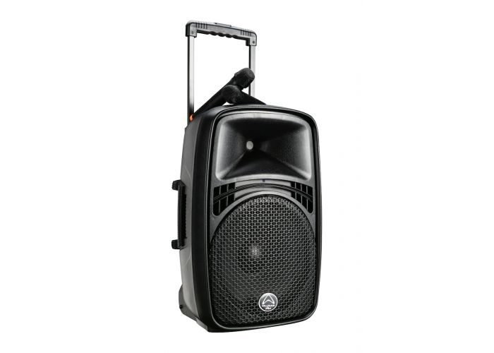 SPEAKER WHARFEDALE EZ-12A PORTABLE PA SYSTEM, MP3, BLUETOOTH