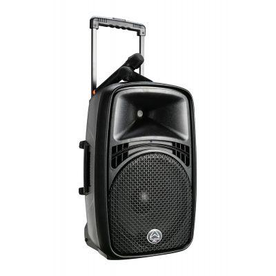 SPEAKER WHARFEDALE EZ-15A PORTABLE PA BLUETOOTH MP3