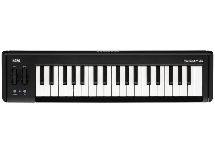 MIDI CONTROLLER KORG MICROKEY2-37AIR MICRO KEYBOARD