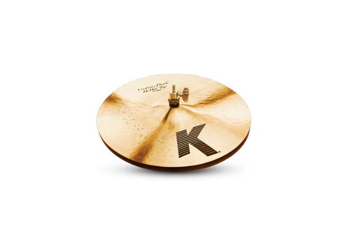 "ZILDJIAN 14"" K CUSTOM DARK HI-HAT"