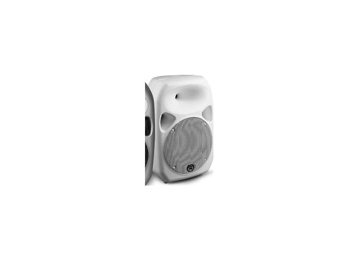 WHARFEDALE TITAN8 ACTIVE MKII WHITE LOUDSPEAKER