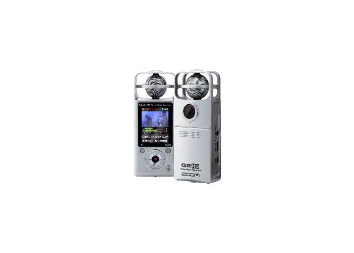 ZOOM Q2HD HANDY VIDEO RECORDER