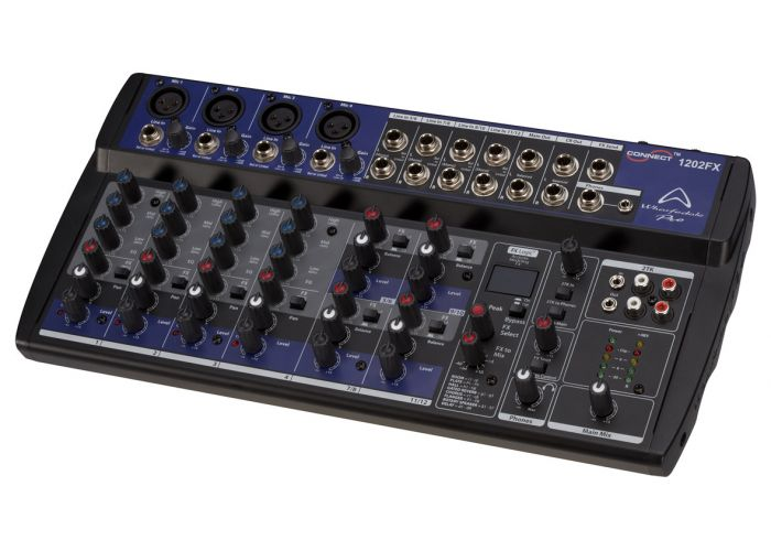 WHARFEDALE CONNECT 1202FX