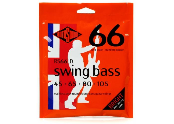 ROTOSOUND RS66LD BASS GUITAR STRINGS